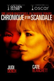 Chronique d'un scandale streaming vf