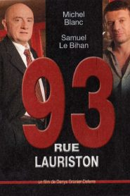 93, rue Lauriston streaming vf