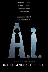 A.I. : Intelligence Artificielle streaming vf
